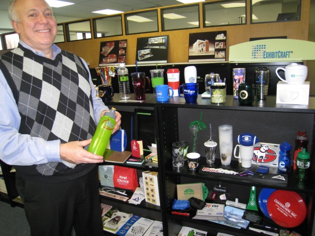 ExhibitCraft Promotional Products ShowRoom - Scott Walode, CEO