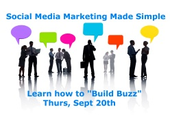 Social Media Marketing Made Simple at ExhibitCraft on 9/20/12