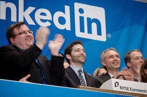 LinkedIn - Tradeshow Marketing Best Choice