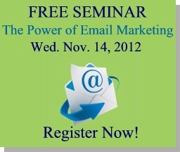 ExhibitCraft to Host The Power of Email Marketing - 11/14/12