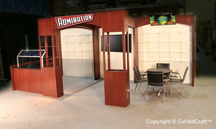 Nj Trade Show Booth : Custom trade show exhibit spotlight november