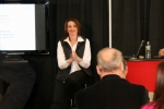 Vickie presents Delivering Value with E-Mail Contact at ExhibitCraft, 11/12