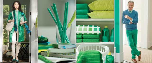 Paint the Town Green in 2013 4| ExhibitCraft