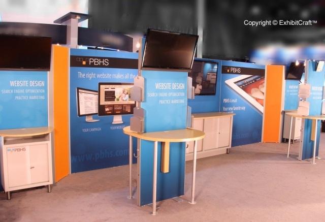 PBHS Tradeshow Exhibit - 10'x30' Configuration