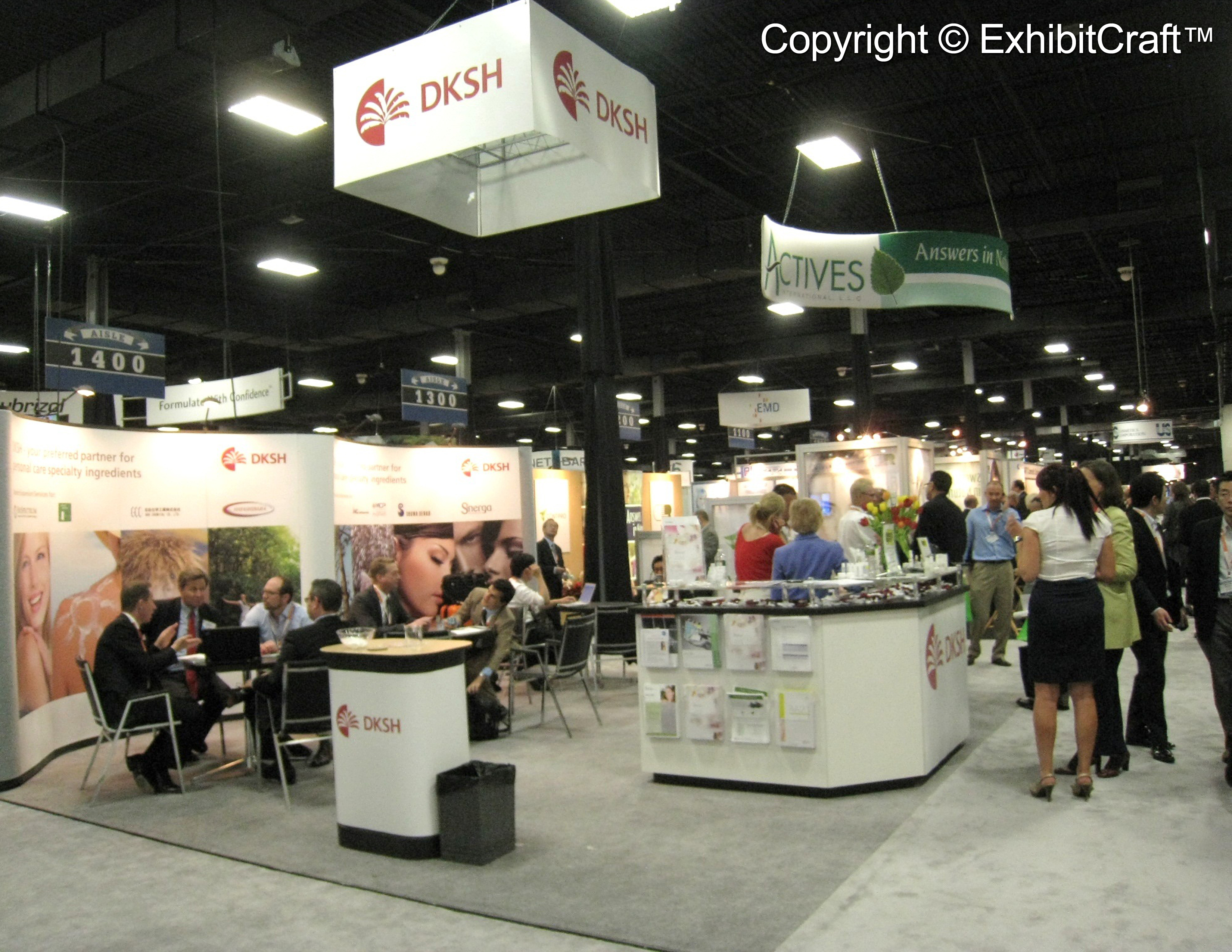 Exhibition Booth Supplier Sia : Scc show exhibitcraft of new jersey
